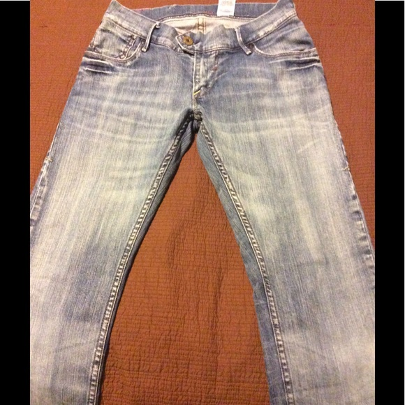 Levi's Jeans - SAN FRANCISCO LEVI STRAUSS & CO Specialty Jeans