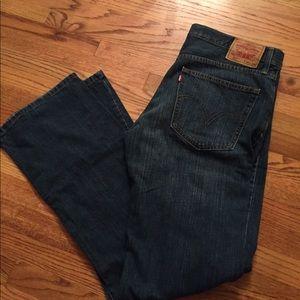 Men's Levi Bootcut Jeans