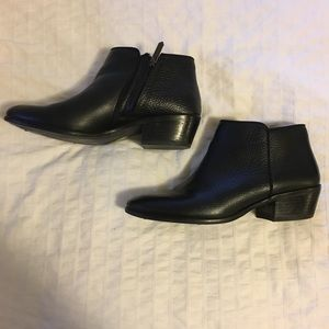 Sam Edelman booties worn a couple times