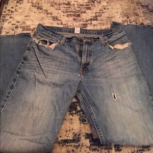 Men's Lightwash Jeans