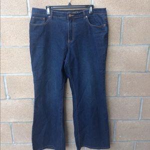 venezia Bootcut Jeans Size 18 Average 38.5X31.5