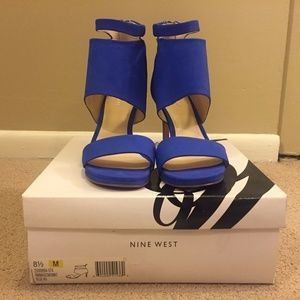 Nine West Magicmomnt Platform Sandals