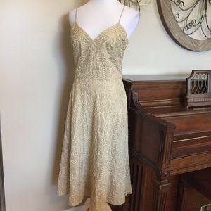Michael Kors Size 8 Unique Cocktail Dress