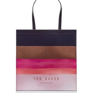 ✨ Ted Baker Delcon Mosaic Icon Large Tote ✨