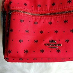 fd54b9a3d9da Coach Bags - Coach Mini Charlie Backpack Prairie Bandana Print