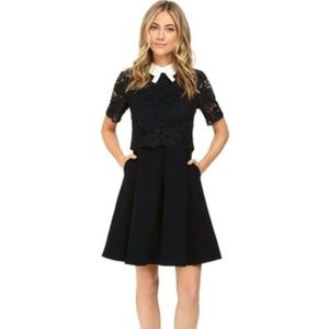 Ted Baker London 'Dixxy' Bow Lace Dress