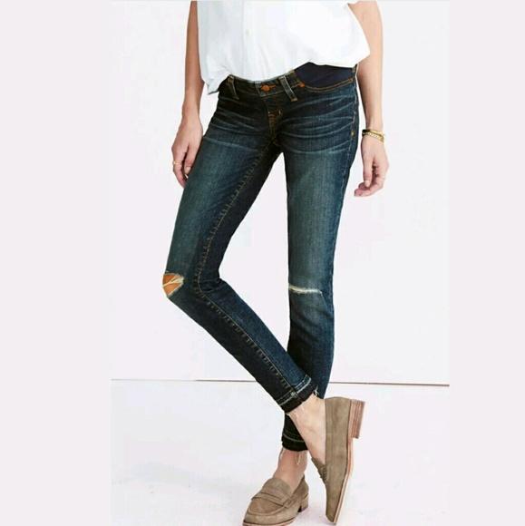 07c00c375df67 Madewell Jeans | Maternity Womens 24 Skinny Stretch | Poshmark