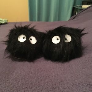 Shoes - Soot Sprites for your Foot... er, Feet!