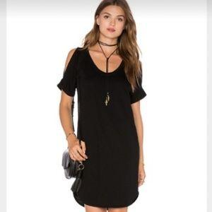 Bb Dakota Cold Shoulder Dress