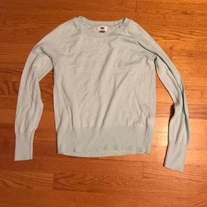 Old Navy mint color sweater