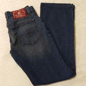 NWOT Lucky Brand Slimline Flare Jeans
