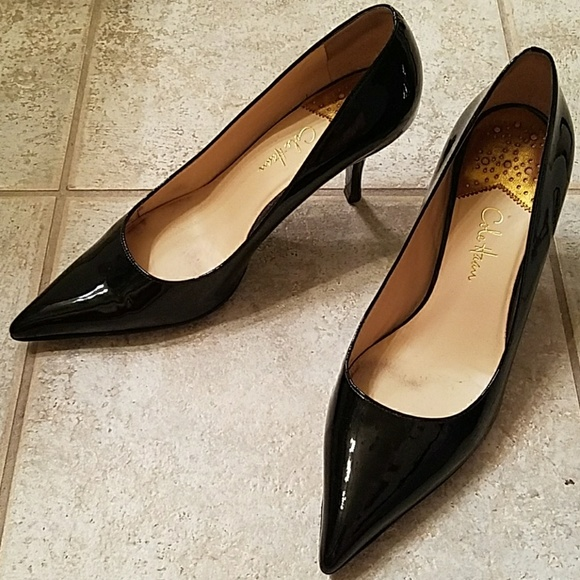 e91fae08a8b1 Cole Haan Shoes - Cole Haan Nike Air patent leather pumps