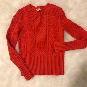NWT Gap Wool Blend Sweater