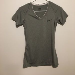 Nike pro dri-fit tee. Size small. Worn once!