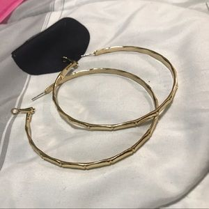 Jewelry - Hoop earrings