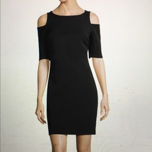 MICHAEL Michael Kors Cold Shoulder Dress