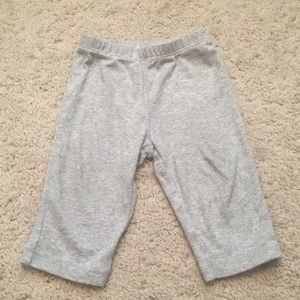 EUC Carter's Knit Pants Size: 6 months