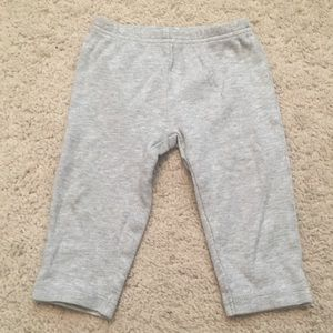 EUC Carter's Knit Pants Size: 9 months