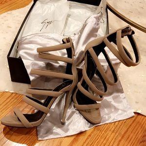 Giuseppe Chantal Sand heels