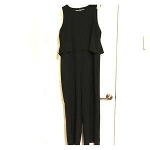 XL black jumpsuit- reposh!!