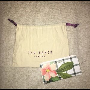 Ted Baker Floral Wallet