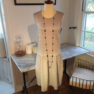 Romeo and Juliet Couture Sleeveless Sweater Dress