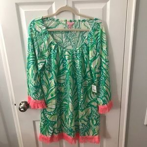 ‼️NWT Lilly Pulitzer Getaway Cover Up/Tunic