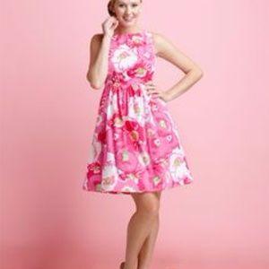 Lilly Pulitzer Hotty Pink Eryn Dress