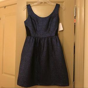 Shoshanna Navy Cocktail Dress - NEVER WORN!!