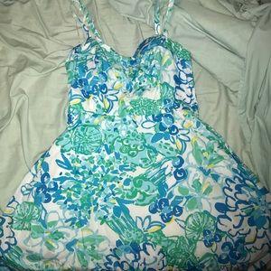 LP willow dress