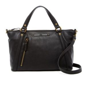 Ugg Jenna Black Cross BodySatchel