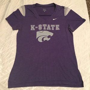 K-state Nike shirt