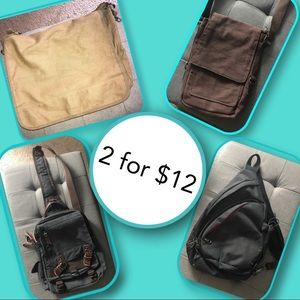 Other - Bags & Backpacks Oh My!