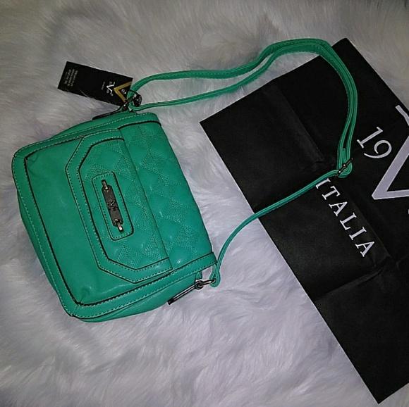 4cb98a2d2733 Versace 1969 Italia Womens Crossbody Handbag