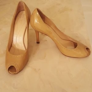 Authentic Kate Spade Peep-toe Pumps