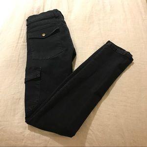 Current/Elliott Skinny Cargo Jeans