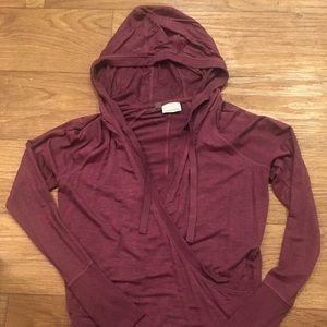 Athleta open front sweater - SIZE S