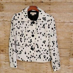 Michael Kors Dalmatian Blazer