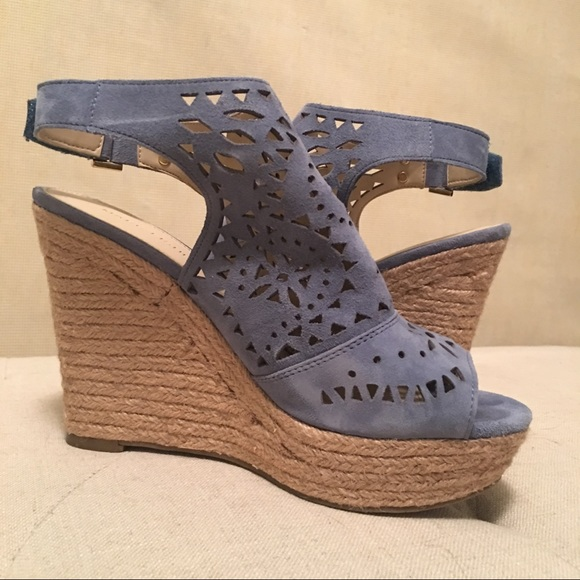 d4681db3092 ❤️HARLEA WEDGE ESPADRILLE❤ by Marc Fisher. M 59c088038f0fc4642d029d4e