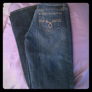 American Rag size O Reg jeans EUC