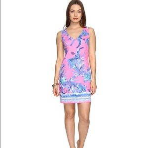 Lilly Pulitzer tandie shift out on a limb