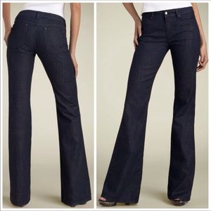 Joes jeans gatsby fit flare leg