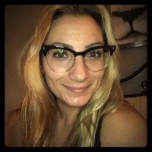 Fendi Prescription Cat Eye Glasses