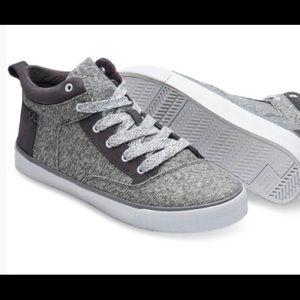 TOMS Camila high top sneaker