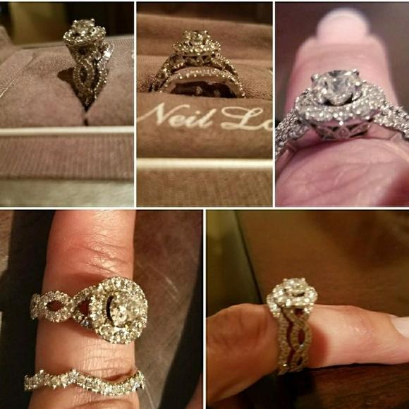 601e6af2e11381 Neil Lane Jewelry | Bridal Set Infinity Style | Poshmark