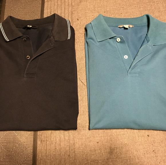 fe345672c ... Uniqlo Polo Shirts. M 59c093a5b4188e193802c8c3