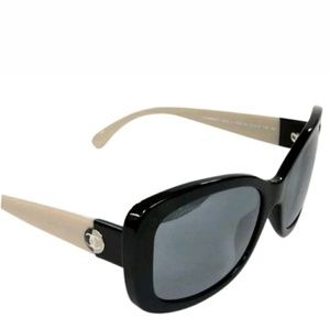 CHANEL SUNGLASSES 5322 BLACK TAUPE