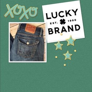 🏝LUCKY BRAND🏝 Roxanne Lil Maggie Jeans