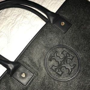 FALL SALE 🍂 Authentic Tory Burch Tweed Tote