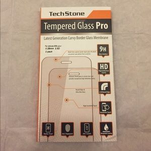 iPhone 6 Plus Tempered Glass (2 pack)